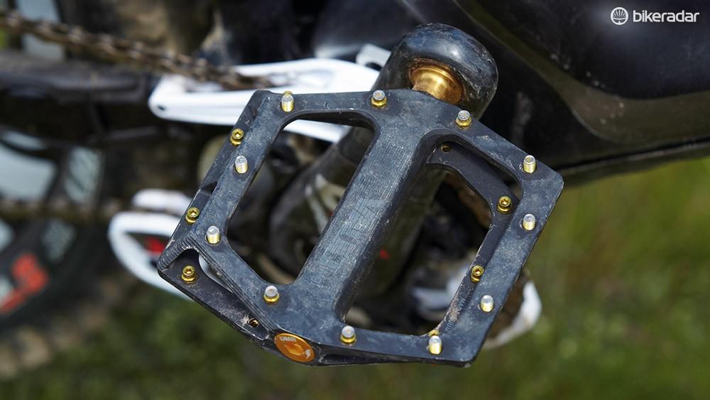 DMR Vault [Mg] Superlight MTB pedals