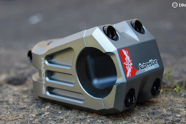 Superstar Razor CNC DH stem
