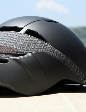 The Torus Plus's shell isn't in-molded, instead using a thicker construction designed to hold up better to day-to-day abuse