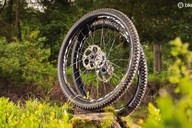 Mavic Crossmax XL Wheel-Tyre System