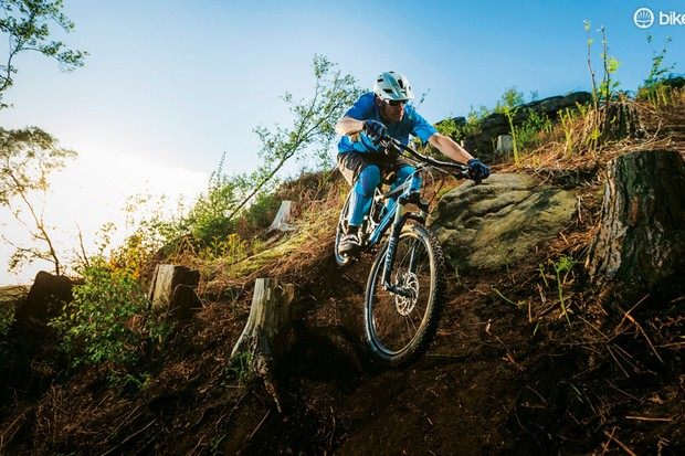 Diamondback Mission Enduro – fun to be had on the descents
