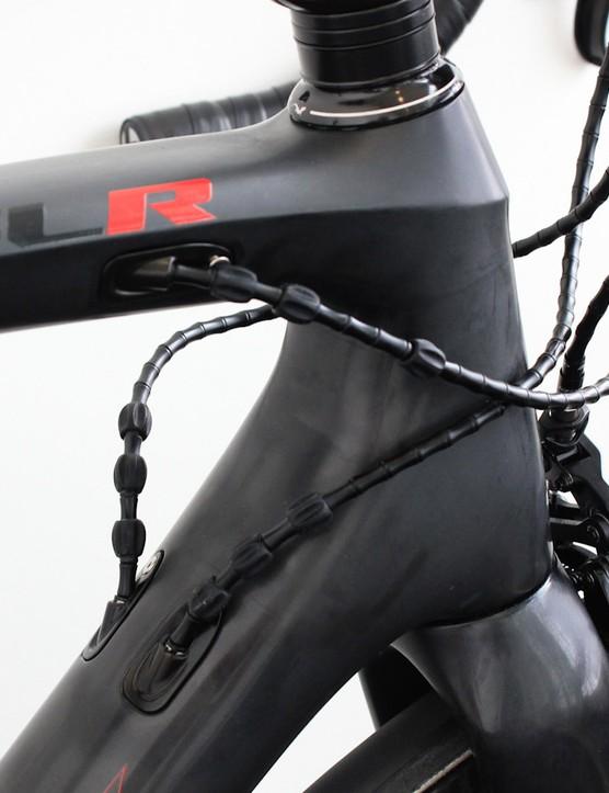 Prices for the flagship SLR version of the Emonda frameset start at £3,000/AU$5,999, complete bikes at £4,300/AU$6,999
