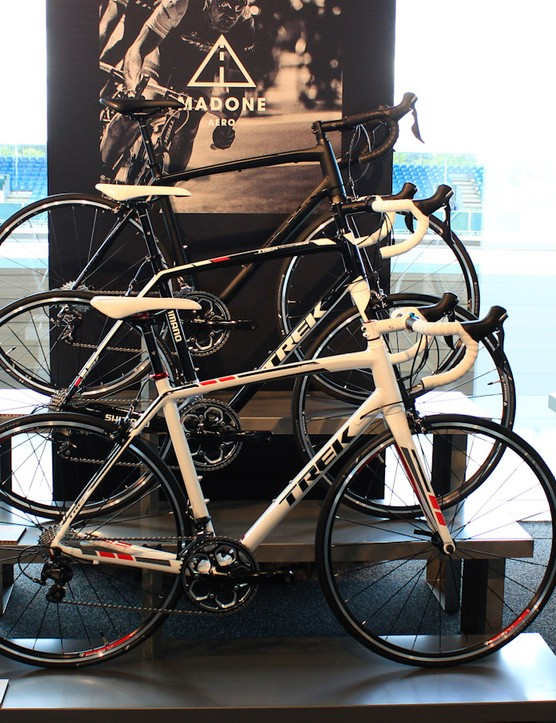 The Madone line has been gutted to make way for the new Emonda