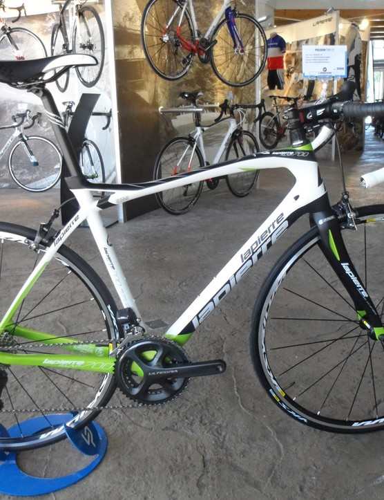 The range-topping Di2-equipped Pulsium 700 at €4,099