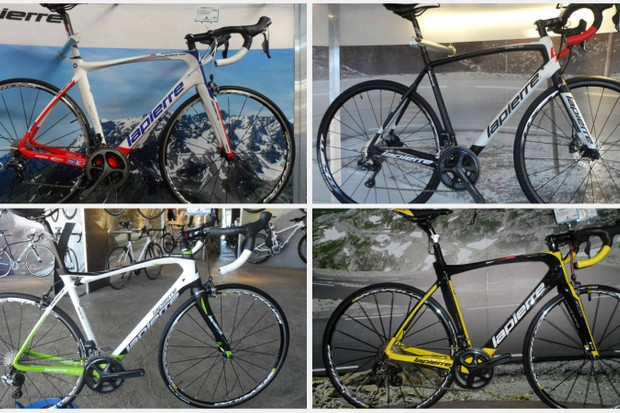Lapierre 2015 road bikes - first look