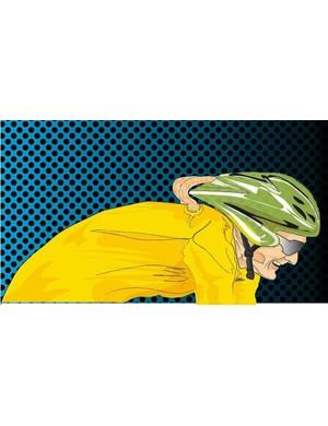 The secret of a good TT helmet...