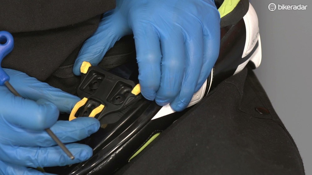 You need to make sure your cleats are compatible with your shoes