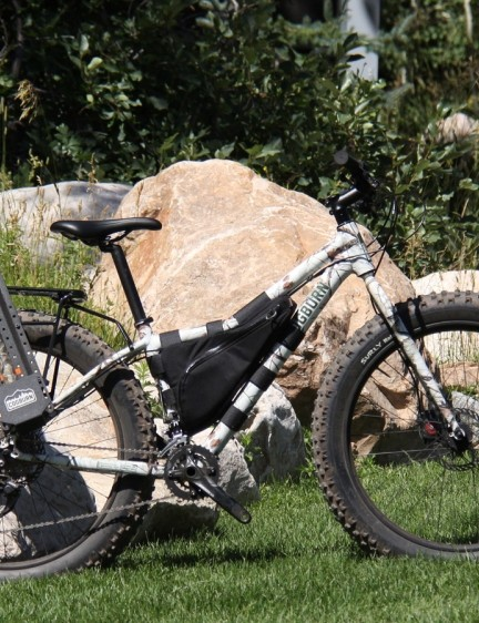 Cogburn makes two-wheeled transportation solutions for hunters and anglers