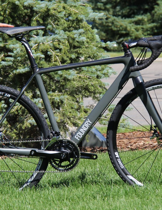 The Harrow will also be available with 11-speed SRAM Rival