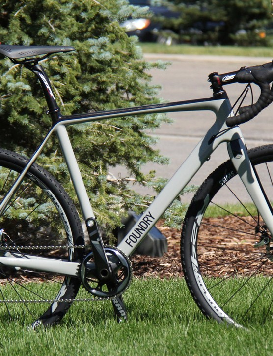 The Foundry Harrow will be available this August with SRAM's CX1 group