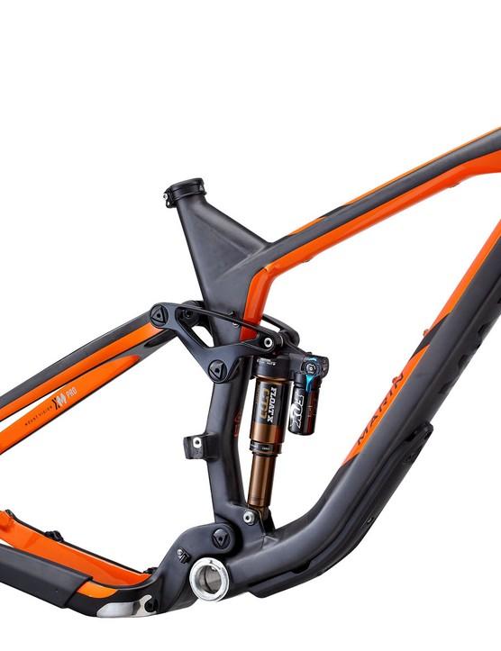Marin Mount Vision Pro frame - £2,200