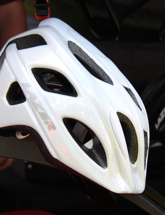 Helmet manufacturer Lazer has a new bugdet-minded model called the Beam