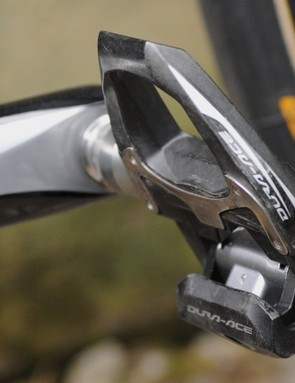 Shimano Dura-Ace PD9000 are the American's preferred pedals