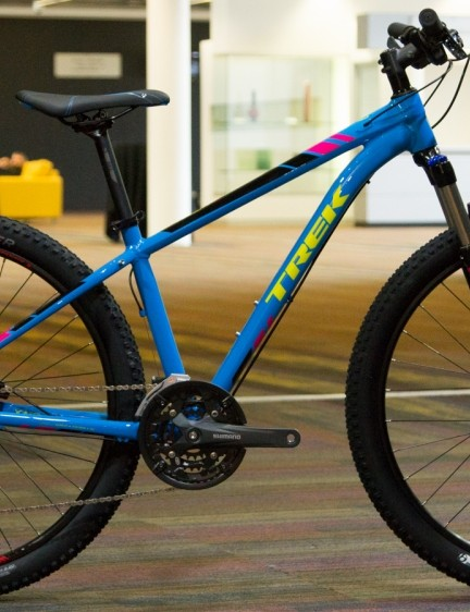The X-Caliber 7 is a bike we tested previously and loved. This version has plenty to offer and looks even better than the model we tested