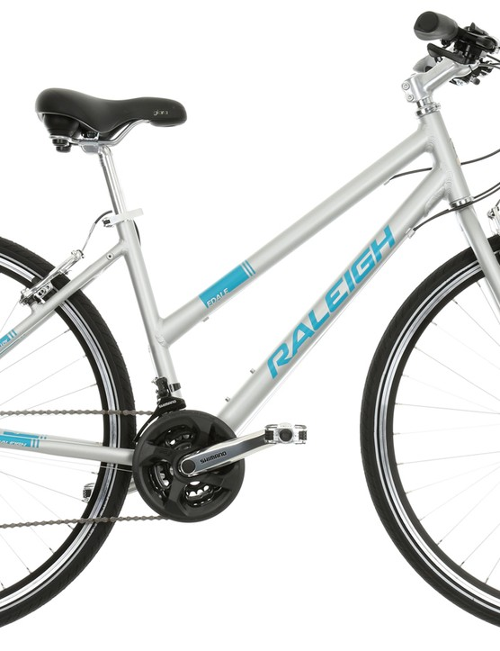 The women's version of the Raleigh Edale