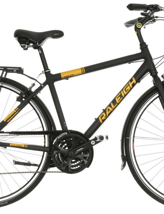 The men's version of the Raleigh Loxley