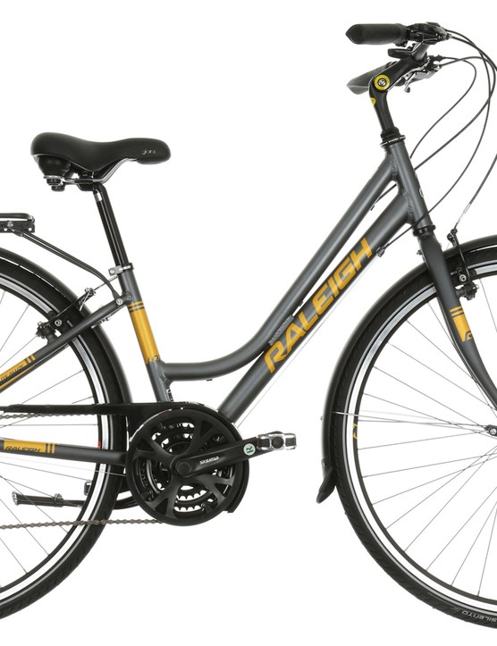 The women's version of the Raleigh Loxley