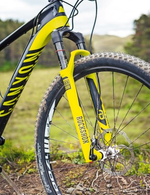 RockShox' SID XX takes care of business up front