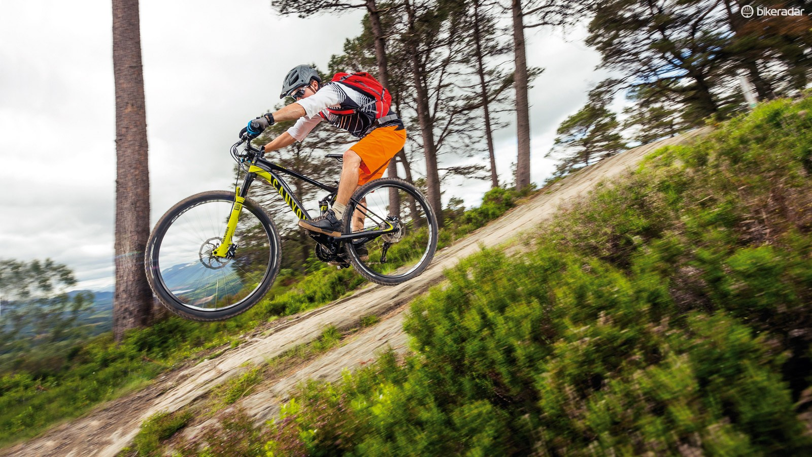 A few kit tweaks and you'll have a highly capable trail machine on your hands