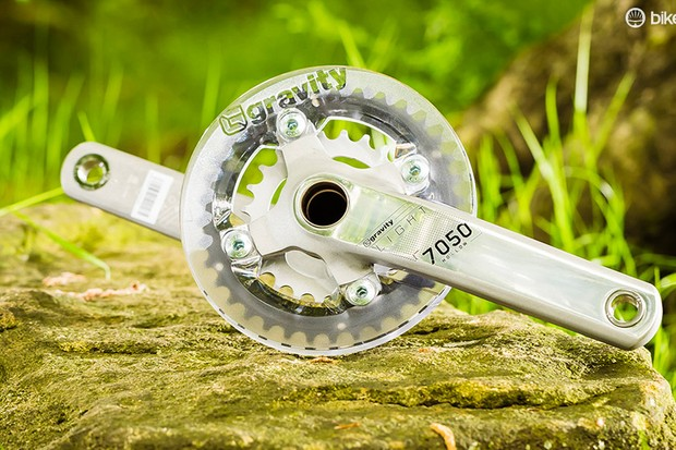 FSA Gravity Light chainset