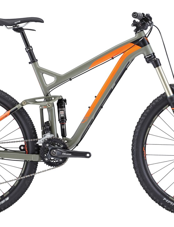 The new Felt Compulsion 50 looks like it'll pack a heap of fun into its 160mm-travel, 27.5in-wheeled package for US$2,699