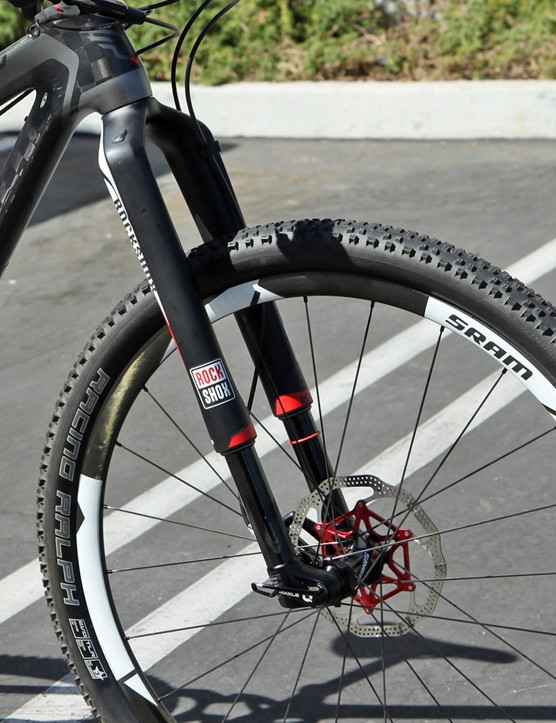 While the aftermarket price for the new RockShox RS-1 is astronomically high, it's a much easier pill to swallow as part of a complete bike