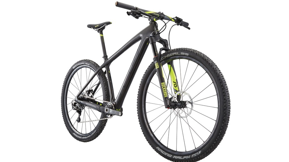 77bd4fafbb5 Felt has given the Nine carbon hardtails a mild facelift with new thru-axle  rear