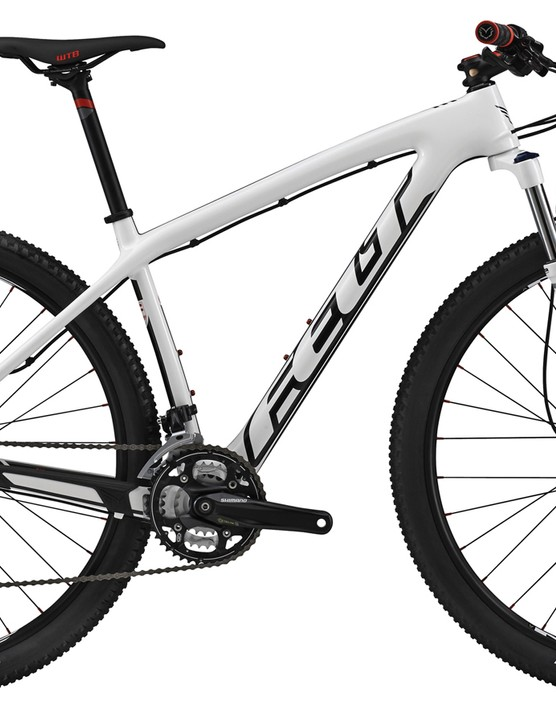 The new 2015 Felt Nine 6 lets buyers get into a carbon 29er hardtail for just US$1,499