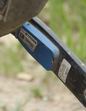 ...since alloy cranks are a requirement for the Stages Cycling power meter