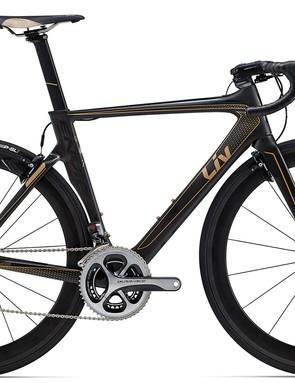 The Liv Envie Advanced Pro 0 (US$8,300 / AU$7,699 / £TBA) is a pro-level race bike worthy of world champion Marianne Vos
