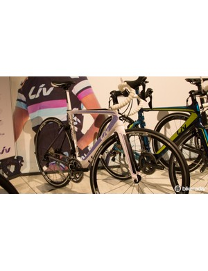 The Liv Envie range is aimed at the road and triathlon racers seeking a speed advantage