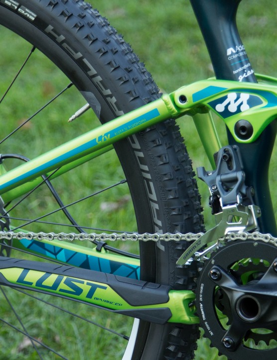 Confused about the numerous wheel size options? The Liv performance range only gives you one option – 27.5in