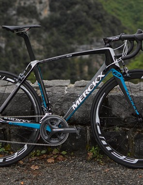 The new Mourenx 69 with Ultegra groupset