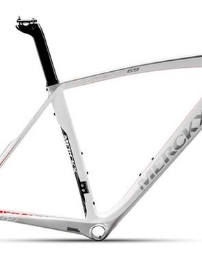The Mourenx 69 frameset in white
