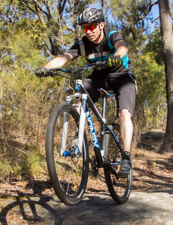 The Reid Xenon 29er Disc will get you out and onto the trails without fuss