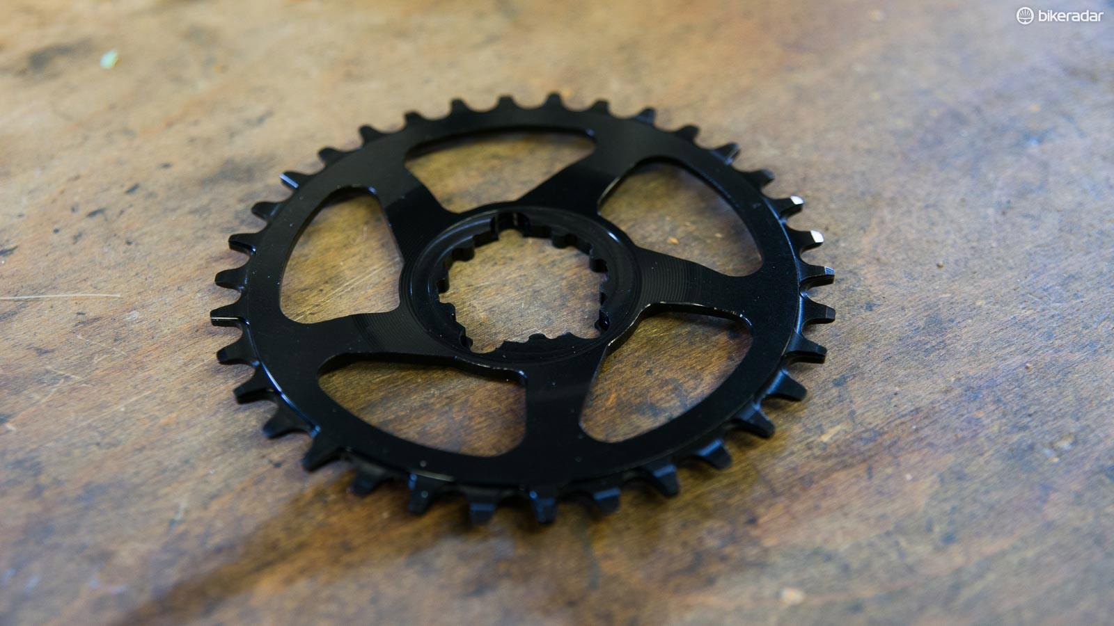 Works Components Sram Spiderless chainring