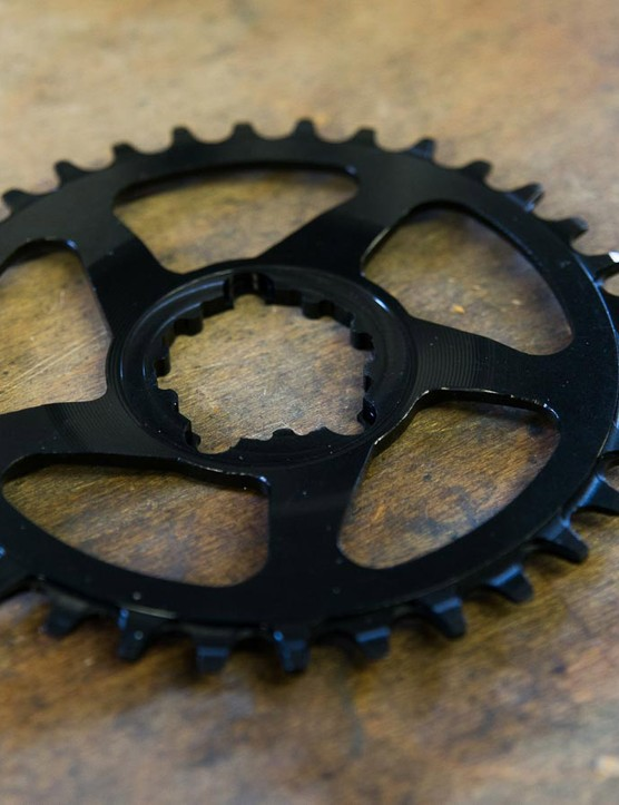 Works Components Sram Spiderless chainring