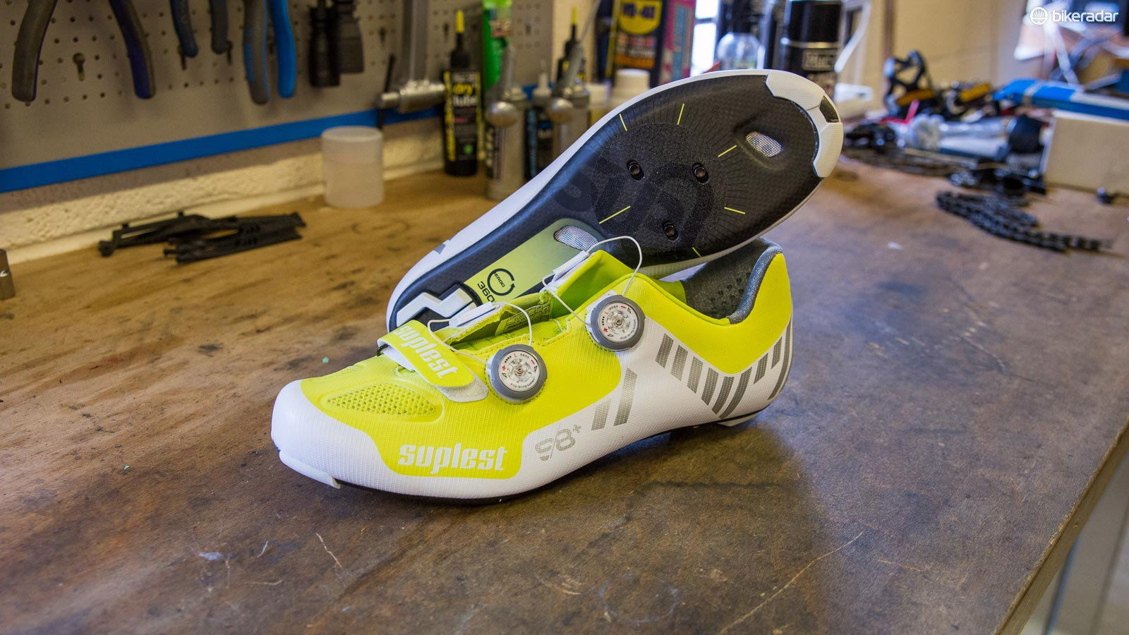 Suplest Streetracing Carbon shoes