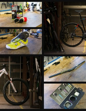 Friday five-a-side: This week's best road and MTB gear