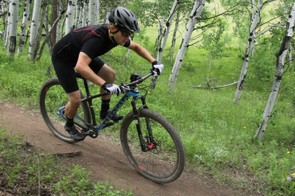The One 9 RDO is a true racer's bike. It's stiff, precise and translates subtle rider inputs into immediate action