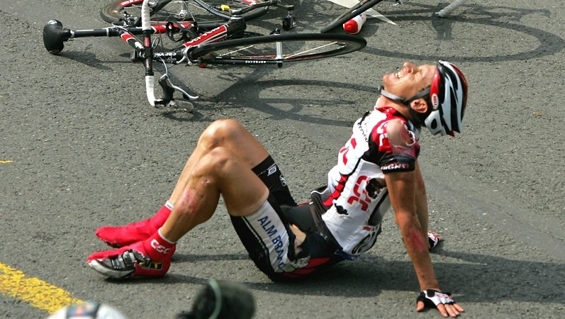 How to treat road rash injury - BikeRadar