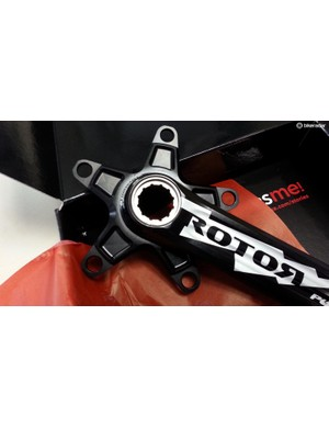 The Rotor LT comes with a 5-bolt spider as opposed to the Micro Adjust Spider of the full Power set-up
