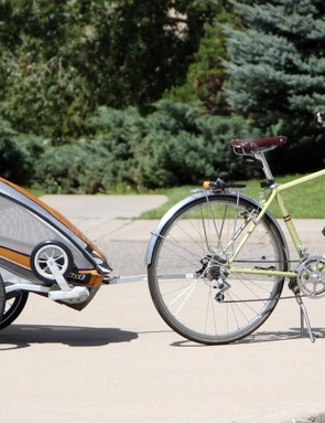 Adding a dedicated town bike to your fleet is a great way to spend more time pedaling. Depending on how they're outfitted, they can be extraordinarily useful, too