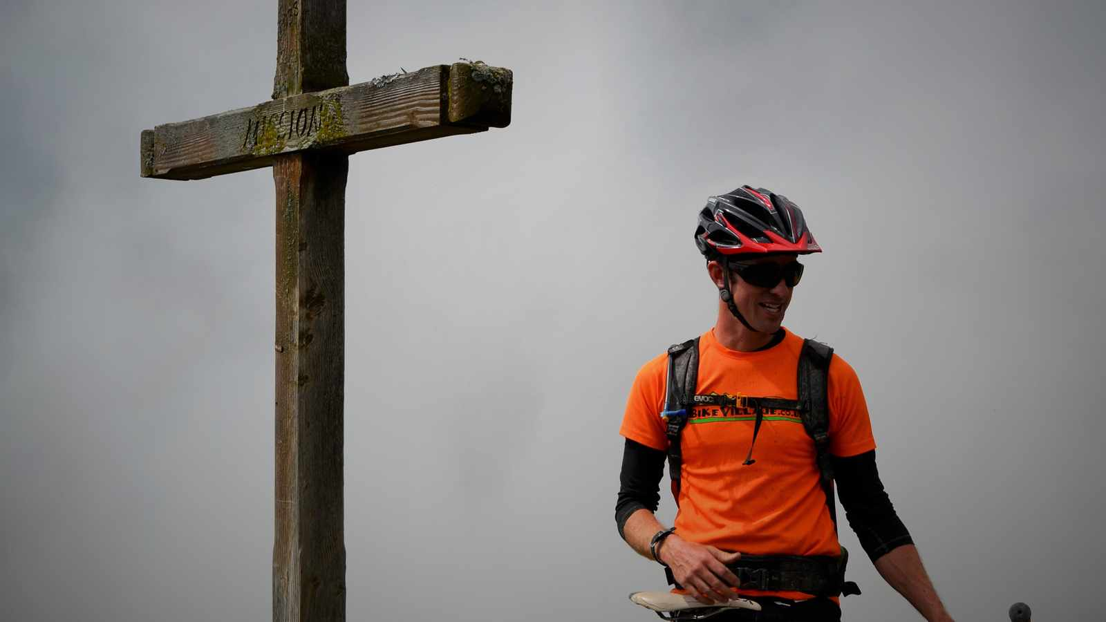 Not as bleak as it seems? Sam Morris of Bike Village has made inroads to make life easier for British guides in France