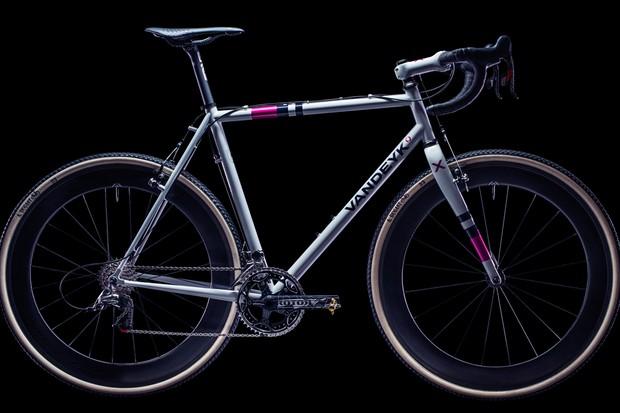 The Vandeyk VDX is one pretty bike
