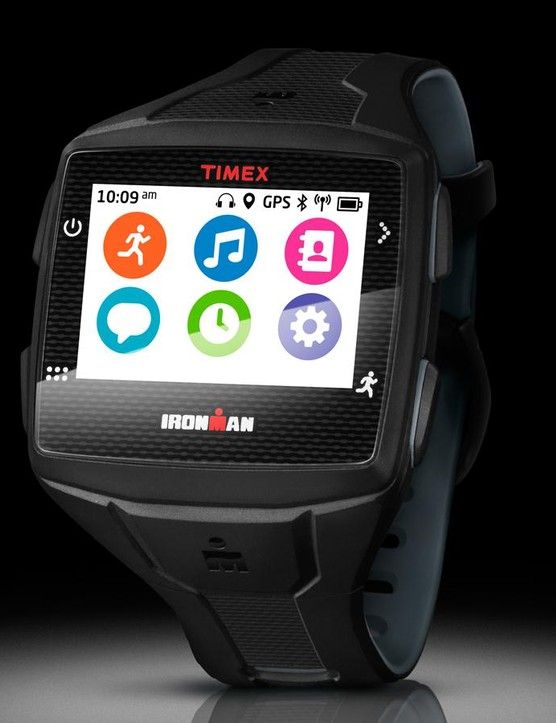 It's a bit odd that an Ironman branded watch doesn't do a massive amount for cyclists (or swimmers)