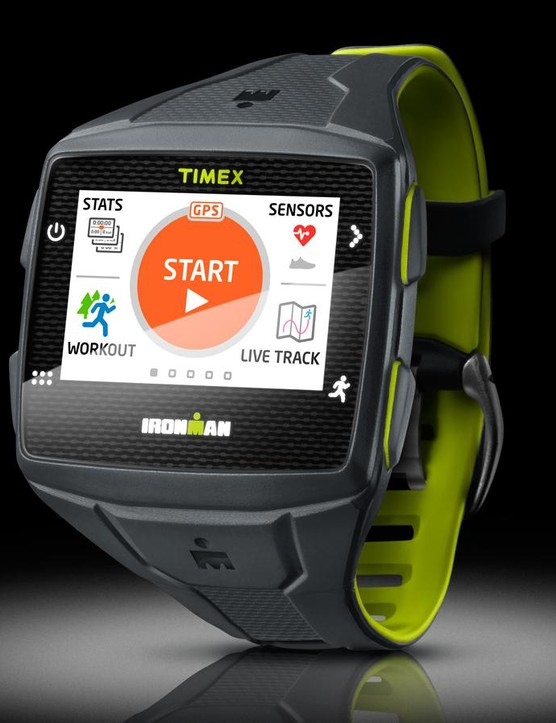 The new Timex Ironman One GPS+ has a host of clever wireless features