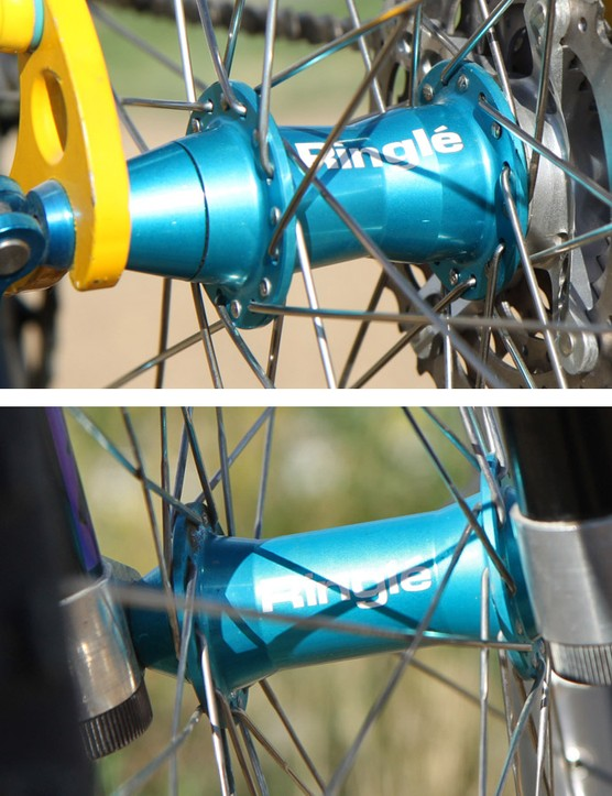 Sun-Ringle is now better known for complete wheels but back in the day, it was just RinglŽ - and the company made some of the most sought-after hubs in the industry