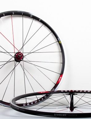 The Swiss Side Gotthard wheelset is a new price conscious factory-direct option