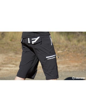 The Race Face Trigger short is available in black too